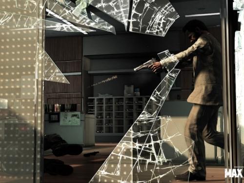 《马克思佩恩3》新图