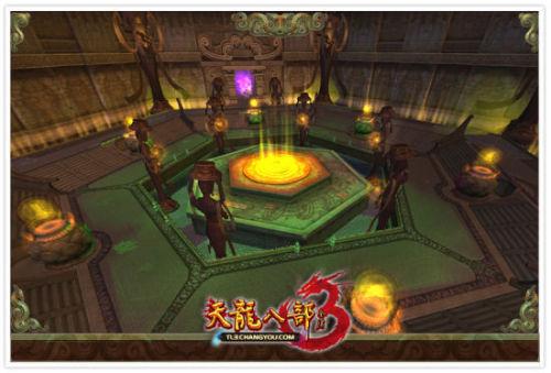 游戏内场景截图