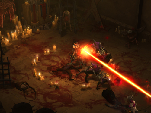 《暗黑3》最新场景截图