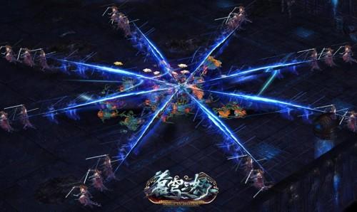 《苍穹之怒》超级XP技能
