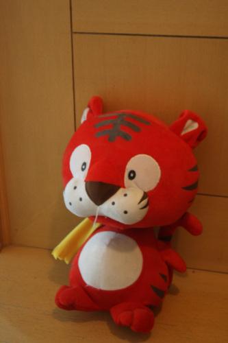 虎虎生气呀