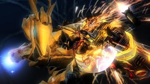 龟派火龙波《忍者龙剑传3》最新截图