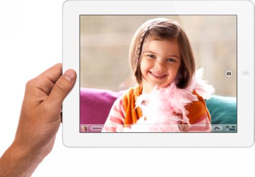 苹果全新iPad官方高清图集