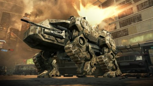 《使命召唤:黑色行动2》首批游戏画面