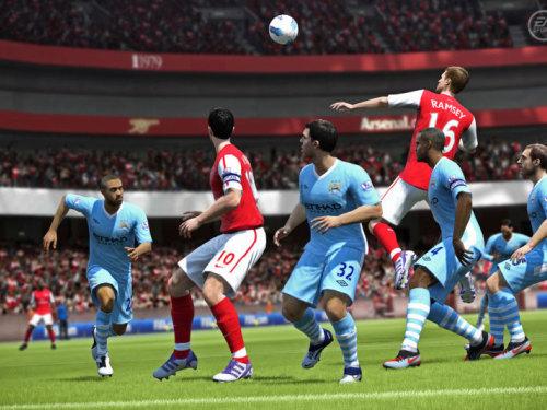 《FIFA13》游戏截图集