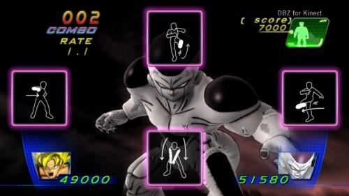 E3 2012《龙珠z:KINCET》最新游戏画面