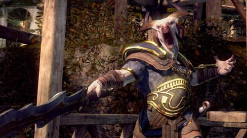 E3 2012《战神:升天》多人模式试玩体验