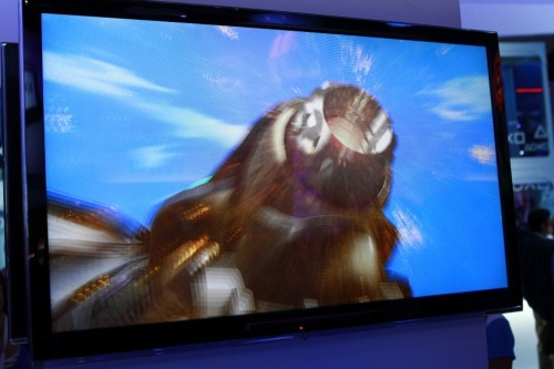 E3 2012《P-100计划》首批游戏画面