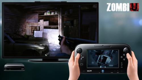 E3 2012《僵尸U(ZombiU)》首批游戏画面