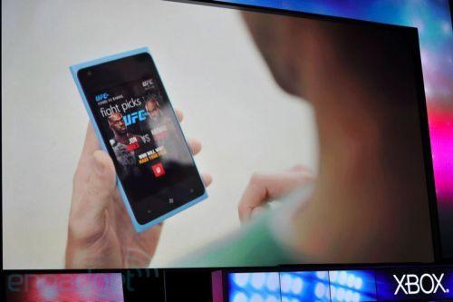 微软E3 2012展前游戏发布会现场图片