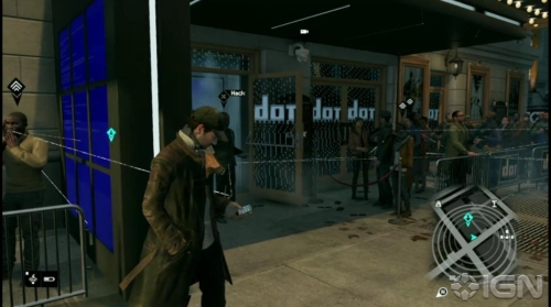 《WATCH DOGS》截图