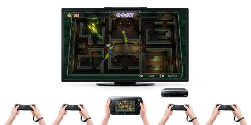 E3 2012《任天堂乐园》首批游戏画面