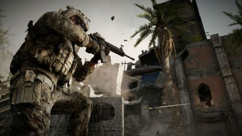 E3 2012《荣誉勋章:战士》最新画面