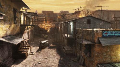 GC12:《使命召唤:黑色行动 解密》最新游戏画面