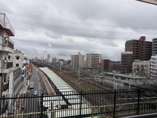 错乱复杂的地铁线成为东京一道独特的风景