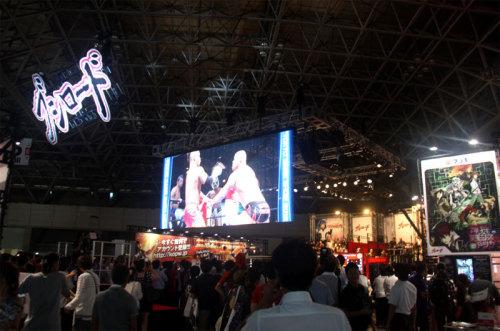 Bushiroad:把摔跤馆搬进TGS