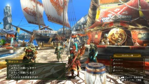 《怪物猎人3:终极》WiiU游戏画面首曝