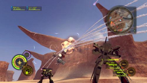 《超时空要塞30:联系银河的歌声》游戏画面