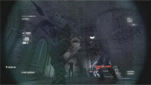 《细胞分裂:黑名单》最新游戏画面