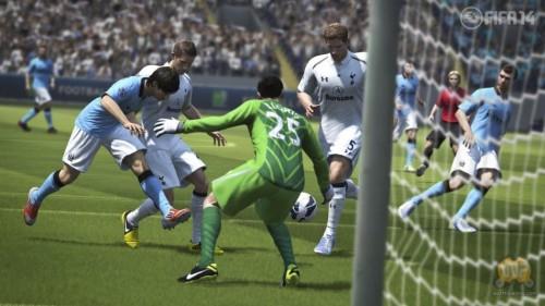 《FIFA14》PC版首批截图
