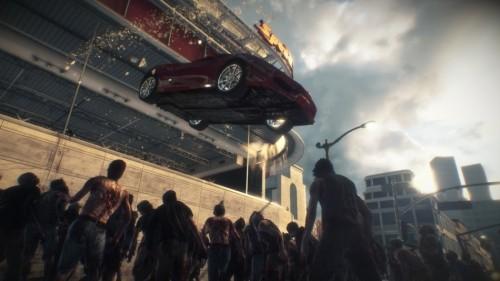 《丧尸围城3》首批游戏截图