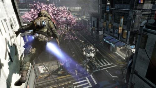 《泰坦坠落》首批游戏截图