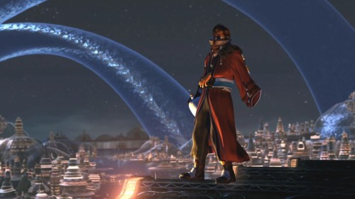 《最终幻想10/10-2高清重制版》最新截图