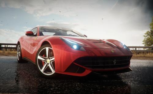 《极品飞车18》游戏截图