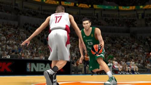 《NBA 2K14》新图公布