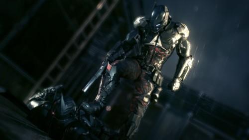 《蝙蝠侠:阿甘骑士》新截图
