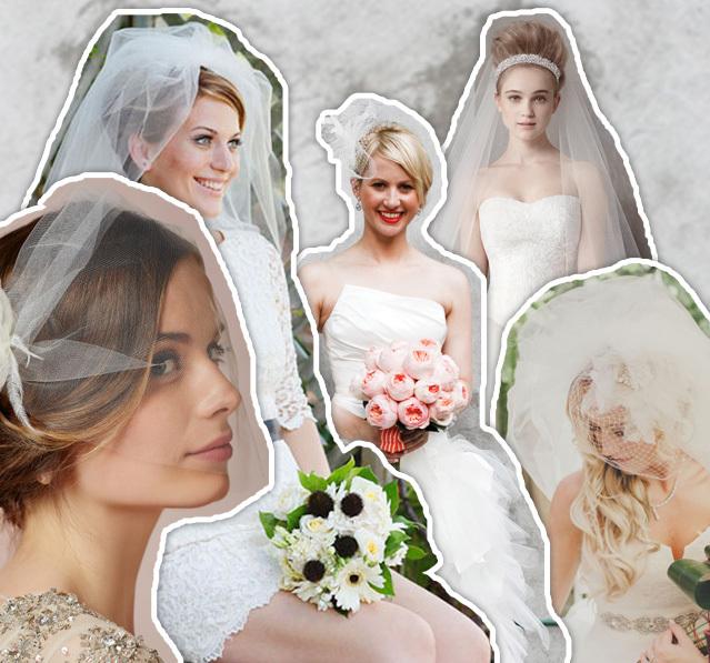 百变风格的新娘造型变身完美新娘