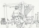 傣家织机   18  26  1996年