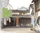 大理喜洲民居2003
