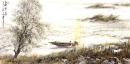 高邮湖之晨2002