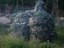 《中国版图》 废弃瓶子装置