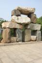 1998年 《品》 金州五一公园 石头