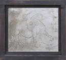 12生肖之羊 水泥地饰