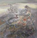 花香之地一2011年(100cm×100cm)