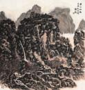 燕山秋趣100×107cm龙瑞2012