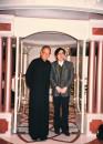 1980年代中与杨善深先生合影