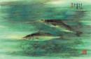 陈佩秋-双鱼图