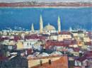 伊斯坦布尔之一 2009年布面油画