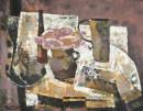 静物・白台面 80x100cm 2011年布面油画