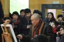 邢健健教授在南京宁海中学讲学