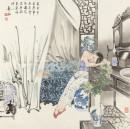 青花系列―夜来香