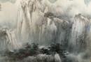 18杨耀宁-传统山水画