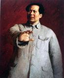 靳尚谊:毛主席