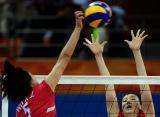 女排1/4决赛中国3-0中华台北