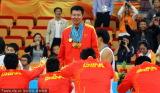 男篮决赛中国77-71韩国