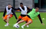 利物浦训练备战新赛季